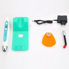 New LED Curing Light Dental Wired Cordless Dentist Cure Lamp 1200~2000mW White
