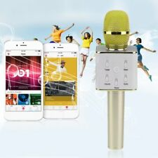 Q7 Wireless Bluetooth Handheld KTV Karaoke Mikrofon Mic Lautsprecher für Telefon