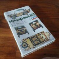 Fuman Schwimmwagen 1/48 Scale Model Kit VW 166 Vintage Bandai Sealed Inc UK P+P