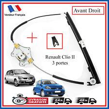 Mécanisme de Leve Vitre Avant Droit Renault Clio 2 (3 portes) 7700842246 850359