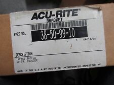 "new ACU-RITE 38-50-99-10 Impact Shield Bracket Kit for 10"" Linear Encoder"
