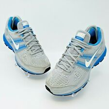 Nike+ Air Zoom Pegasus 29 Womens Gray Blue Running Shoes Size US 7.5 524981-014