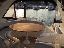 Fairline Targa 43 Nautic Star Teak Table