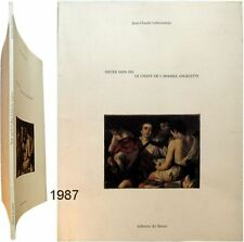Imiter sans fin le chant de l'aimable angelette 1987 J.C Lebensztejn Monteverdi