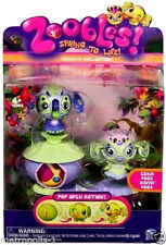 ZOOBLES,SPRING TO LIFE,AZOOZIA COLLECTION 2 PACK,EDNA #093 & RAFFA #094,4+,NEW