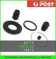 Fits MITSUBISHI LANCER//MIRAGE CJ Brake Caliper Cylinder Piston Seal Repair Kit