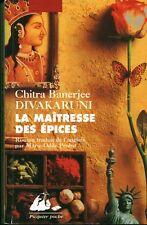 Livre de poche la maîtresse des épices Chitra Banerjee Divakaruni  book