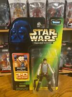 New 1998 STAR WARS Expanded Universe Kyle Katarn 3D Play Scene action Figure