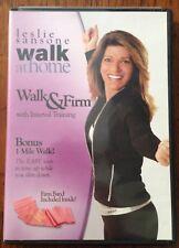 Leslie Sansone Walk & Firm