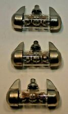3 x Vintage Tubes Art Display Steampunk Crafts