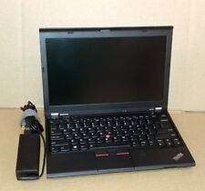 Lenovo ThinkPad X230 500GB HD 8GB RAM i5 3320m 2.6GHz Win7 Laptop 1366x768 #100