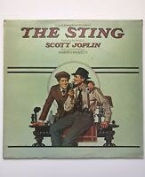 Original Motion Picture Soundtrack The Sting Soundtrack Record Vinyl LP -(261)