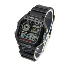 -Casio AE1200WH-1A  Digital Watch Brand New & 100% Authentic