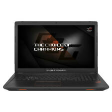 """Notebook e portatili ASUS Dimensione Hard Disk 1TB Dimensione dello schermo 17,3"""""""