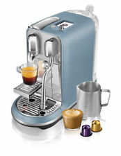 Breville Nespresso BNE600BBG Creatista Capsule Machine - Blueberry - RRP $699.00