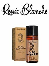 Beard-Oil Brand New And Boxed 50ml Barbershop Size. Made In Italy
