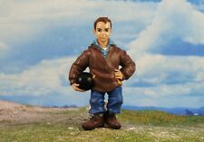Cake Topper Figure Toy Model Bullyland Wild Soccer Bunch Football Maxi K1157_F