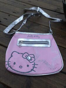 Hello kitty Handbag With Diamanté