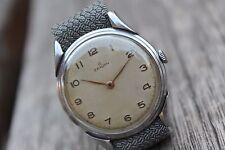 ZENITH vintage watch wristwatch montre Uhr reloj relogio orologio military 106