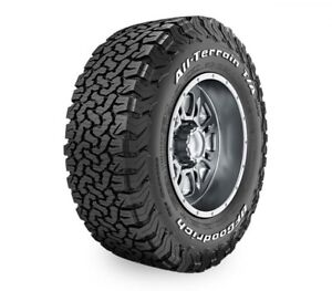 BF GOODRICH All Terrain T/A KO2 265/65R17 120/117S 265 65 17 SUV 4WD Tyre