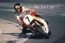 Barry Sheene Suzuki RG500 World Champion 1976 & 1977 Photograph 1