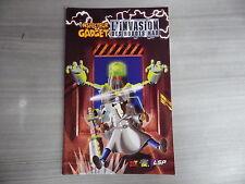 Notice seul Inspecteur gadget invasion PS2  livret instruction manuel FR
