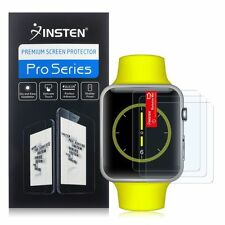 3x Anti-Glare Matte LCD Screen Protector For iwatch Apple Watch Series 1 2 42mm