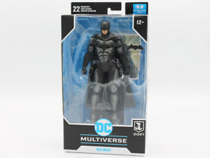 Batman Tactical Suit - Justice League - 7inch DC Multiverse McFarlane Figure