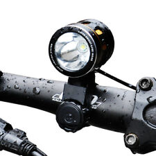 XANES 1000LM T6 Bicycle Front Light IP65 120 Wide Angle with Lampshade HeadLamp