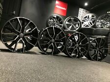 "Ex Display 19"" Audi RS6 Perf Style Alloy Wheels 8.5Jx19 ET45 Audi A3 A4 +more"
