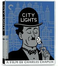 Criterion Blu-Ray. City Lights. Charlie Chaplin. New in shrinkwrap.