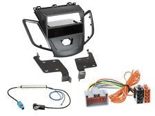 Radioeinbauset DIN Autoradio für Ford Fiesta JA8 08-10 ohne Display schwarz