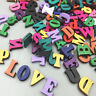 100pcs Wooden Letters Alphabet Embellishments Hand Craft Favor Supply Xmas Gift