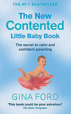 The New Contented Little Baby Book, Gina Ford   Paperback Book   Good   97800918