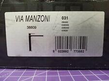 Gessi Via Manzoni High Version Basin Mixer 38609    8022692773552