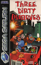 # complet comme neuf/Comme neuf: Three dirty dwarves pour sega saturn #