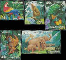 1994 Australia Endangered Species (5) MNH