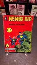 Albi del Falco Nembo Kid #57 Superman 1956 discreto