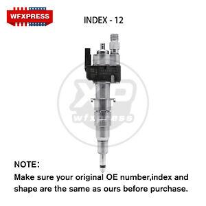 OEM Fuel Injector For BMW N54 N63 335 535 550 750 X5 X6 13537585261-12 Index 12