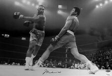 A3 Size - Muhammad Ali vs. Joe Frazier boxing old POSTER Art #35