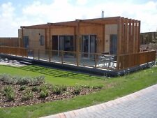 NEW - Park Home, Lodge, Twin Unit, Mobile Home, Residential, Eco House
