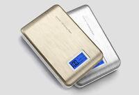 15000mAh Power Bank Mobiler Akku Ladegerät 2 USB Smartphone Tablet + LED Anzeige