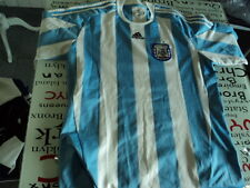 old soccer Jersey maglia camiseta Argentina 2010  adidas size XL