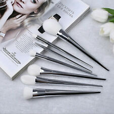 7pcs Makeup Brushes Flawless Lip Foundation Blush Face Powder Cosmetics Tools