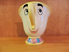 """Disney vintage Beauty and the Beast """"Chip"""" teacup Bank."""