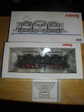 Vintage 1987 Marklin HO scale 3329 BR 191 electric Locomotive NOS