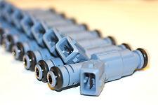 6 BMW Fuel Injectors Bosch 4-hole 325i 325iS 325iX M20 2.5 L6 NEW ADD MPG HP