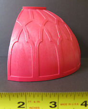 Playmobil Princess Castle Part Dark Pink Domed Roof Section Curved 4250 Piece