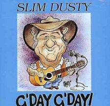 G'day G'day by Slim Dusty (CD, Dec-2004, EMI)