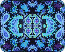 **MOUSE PAD - * Purple Paisley  * Computer Mousepad** NEW